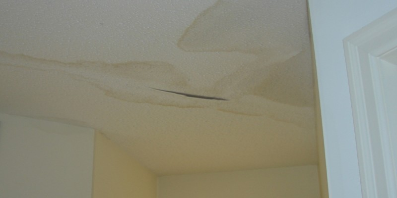 Stains-on-interior-ceilings